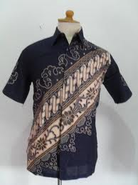baju batik modern couple